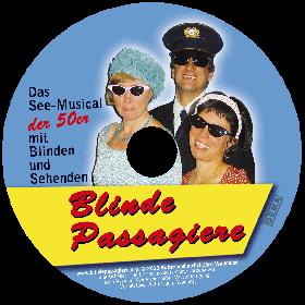 Die CD der Fünfziger Jahre Blinde Passagiere