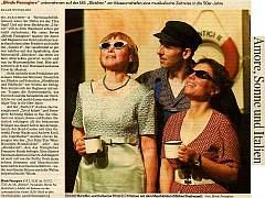 Artikel Hamburger Abendblatt: Amore, Sonne und Italien