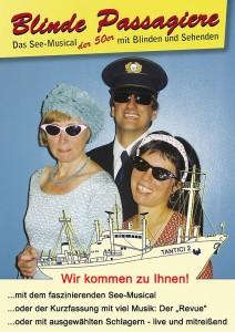 Blinde Passagiere bei Ihnen!
